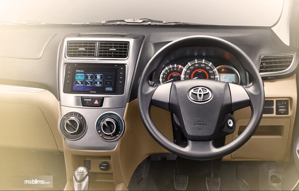 Panel AC Toyota Avanza
