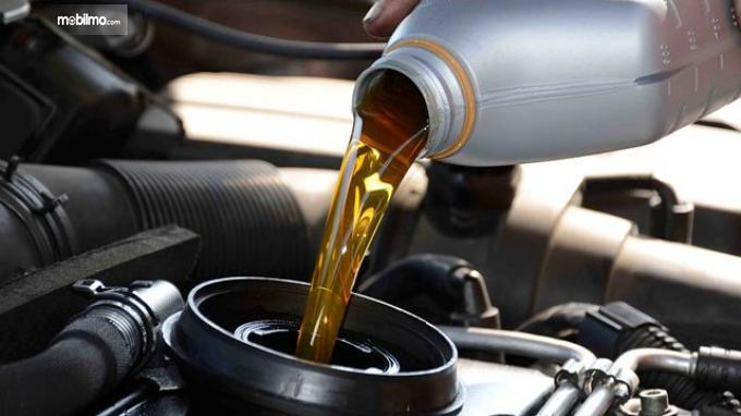 Jadi Gunakan oli yang sesuai rekomendasi pabrikan dan percepat waktu pergantiannya