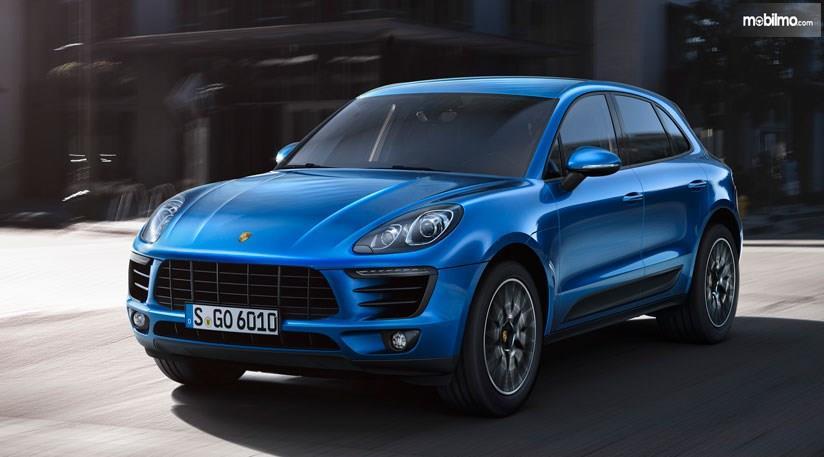 Gambar Porsche Macan 2014