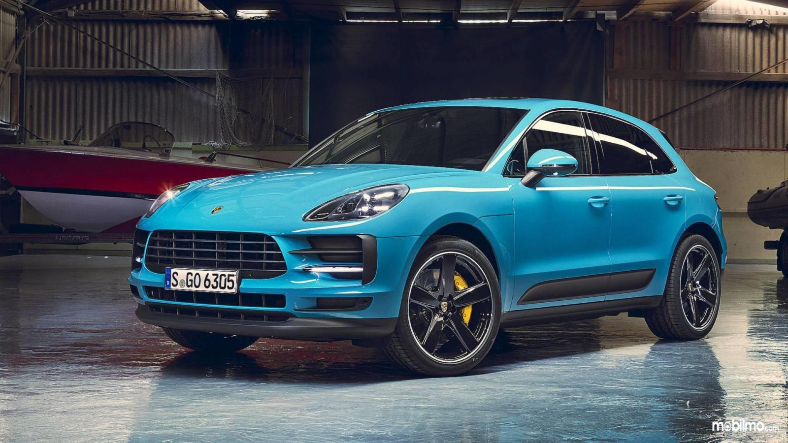 Review Porsche Macan 2019