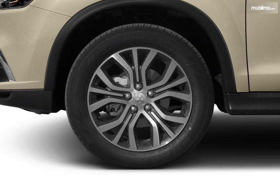 Seluruh Fitur keselamatan aktif pada Mitsubishi Outlander Sport 2019 berpusat pada rem ABS