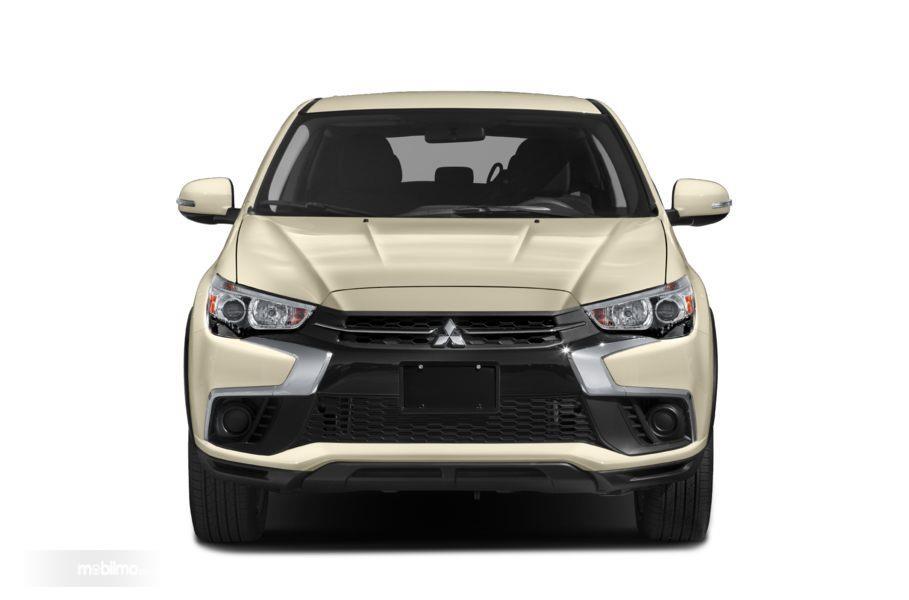 Tampilan depan sebuah Mitsubishi Outlander Sport 2019