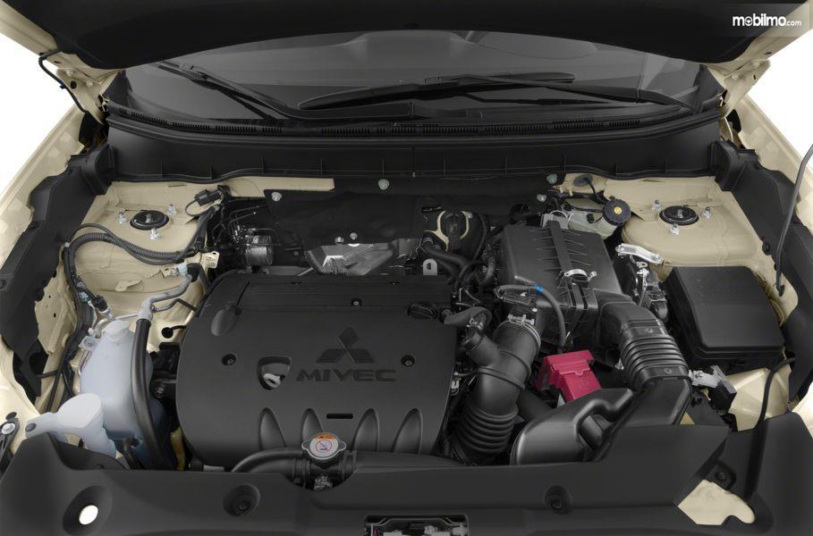 Ternyata Mitsubishi Outlander Sport 2019 masih mengandalkan mesin 'jadul' 4B11