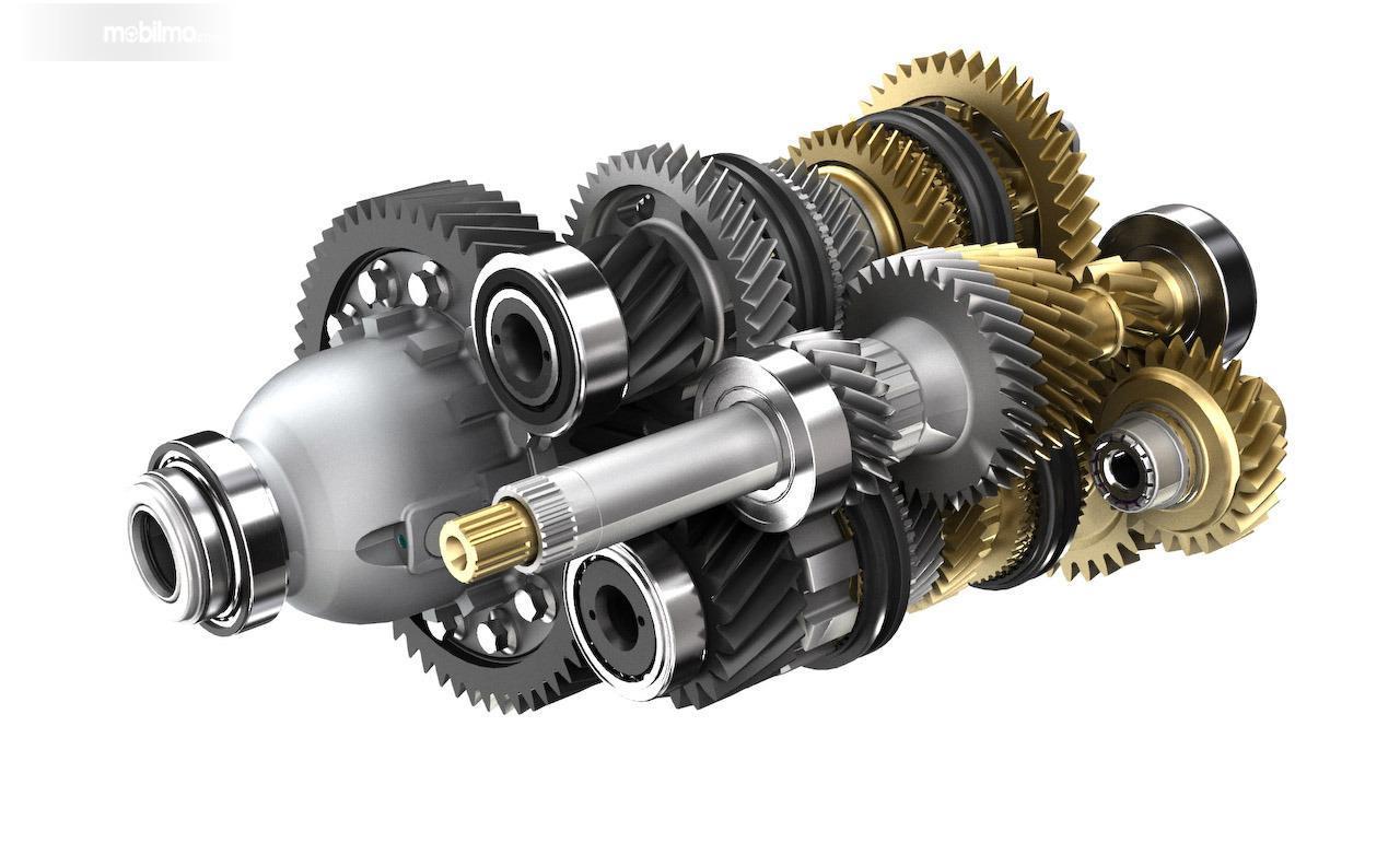Transmisi otomatis canggih yang umumnya digunakan merek Eropa