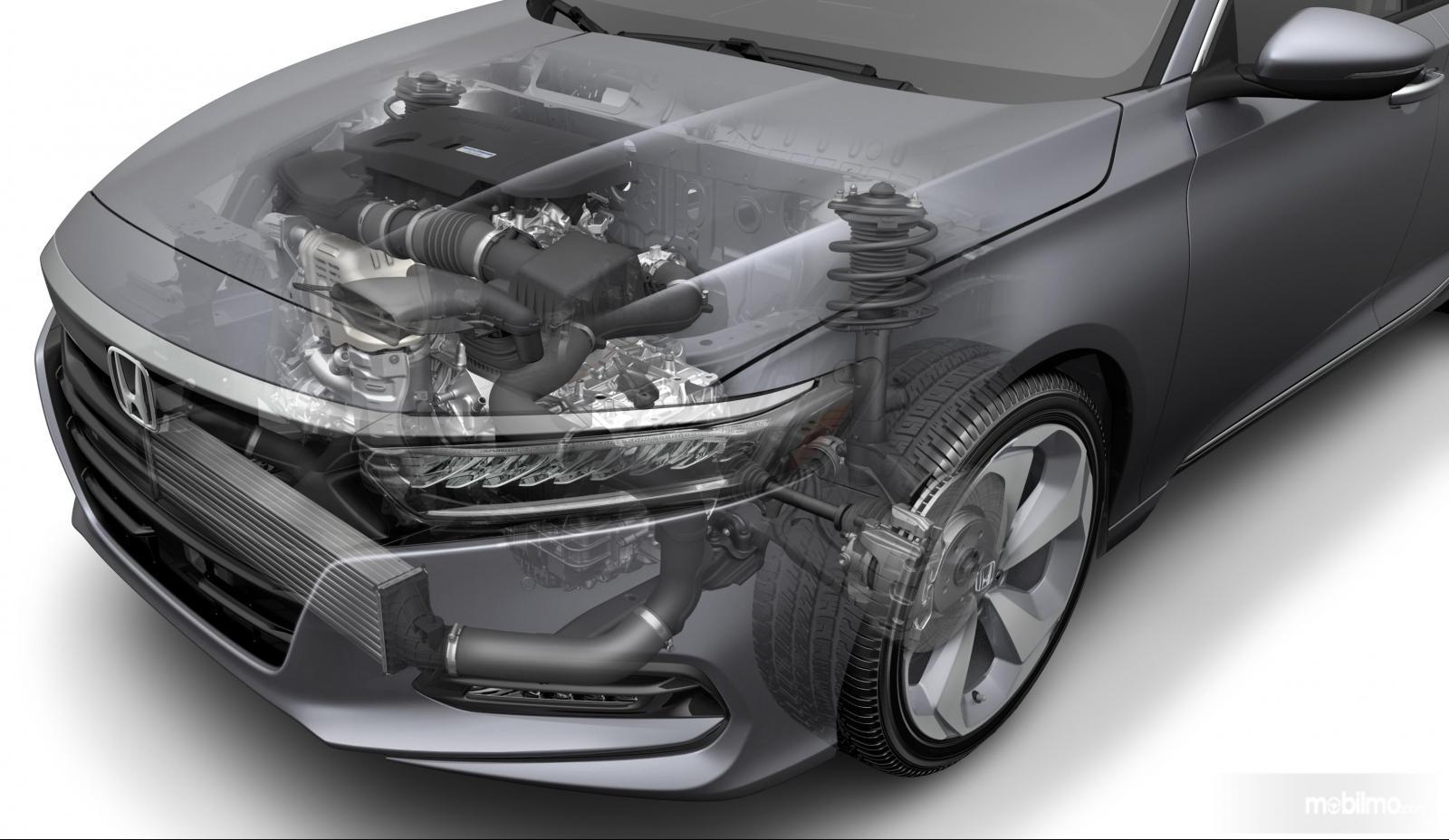 Mesin hybrid Honda Accord tampil di Thailand Motor Expo