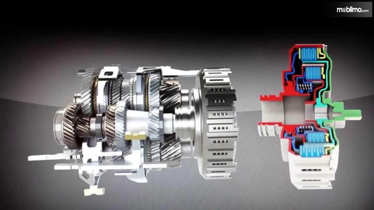 Transmisi AMT adalah pengembangan dari manual