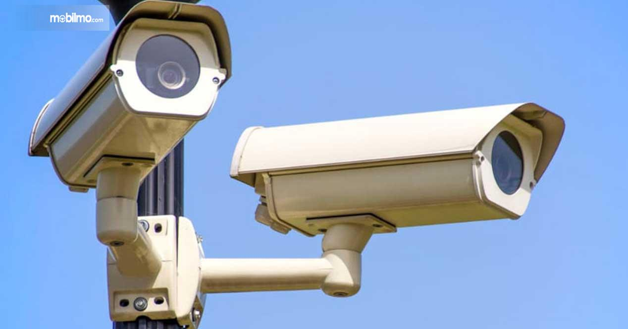 Foto kamera CCTV
