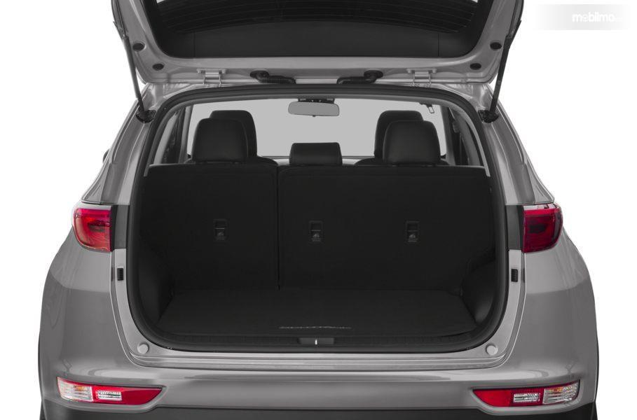 Gambar ruang Bagasi mobil Kia Sportage 2018