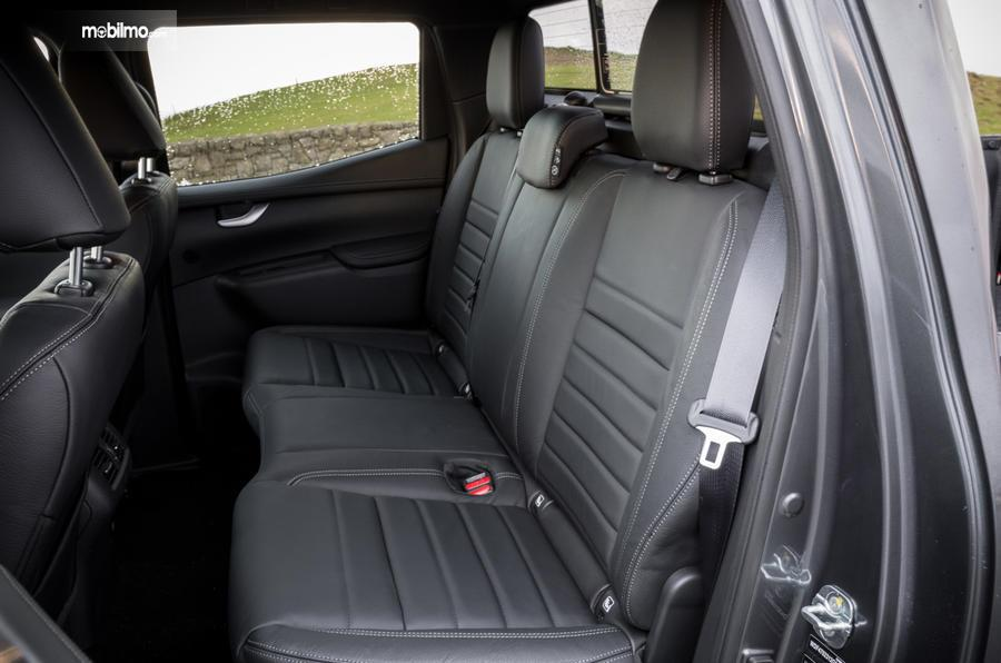 Konfigurasi jok mobil Mercedes-Benz X-Class 2019