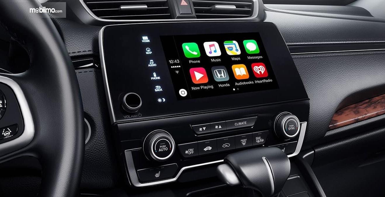 Foto head unit system audio Honda CR-V