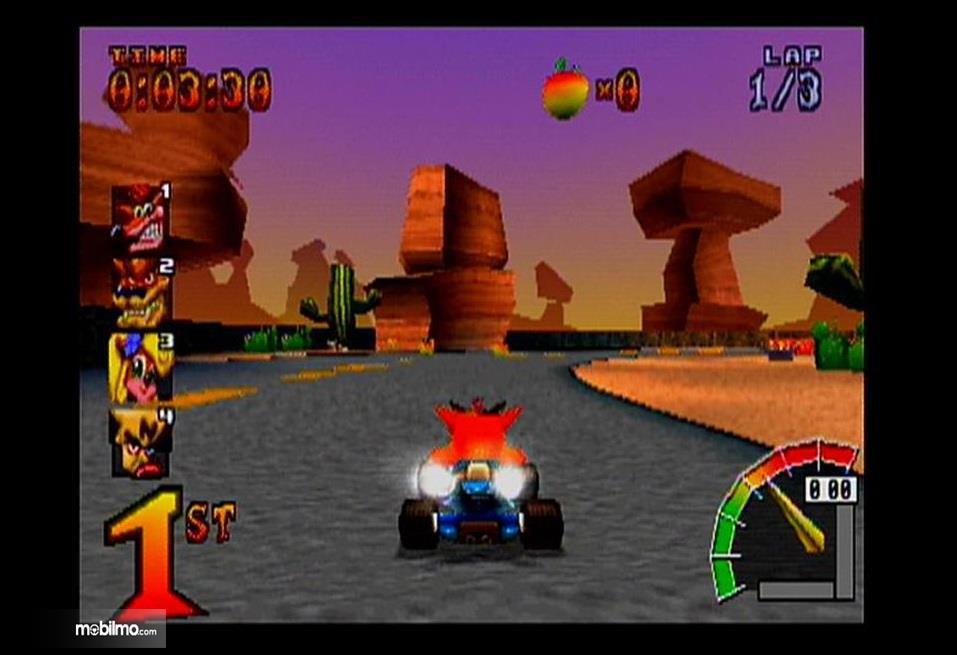 Gambar Crash Team Racing
