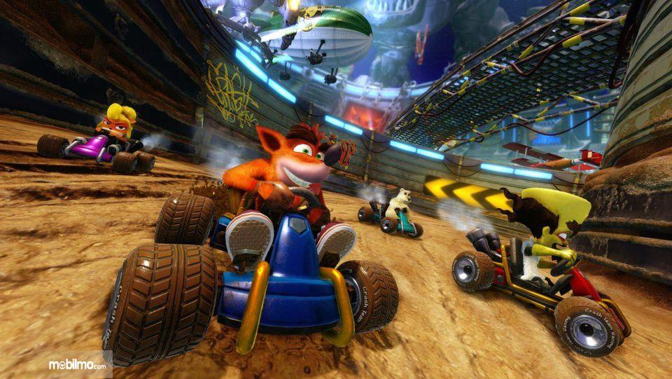 Gambar Crash Team Racing: Nitro-Fueled
