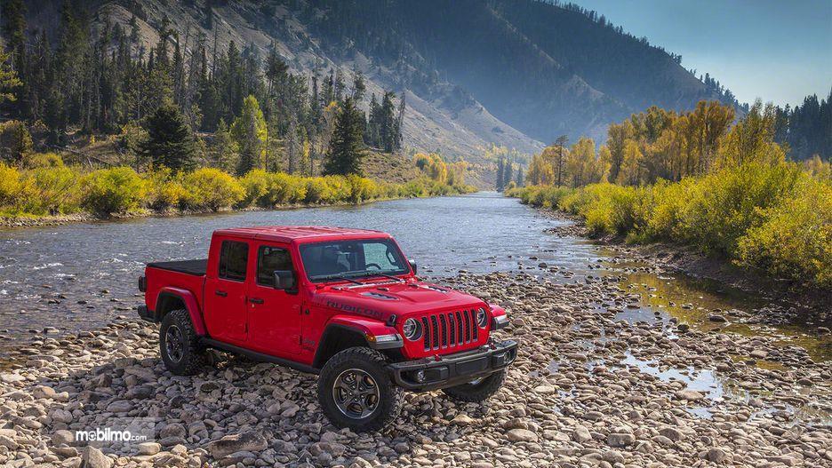 Gambar Jeep Gladiator 2019