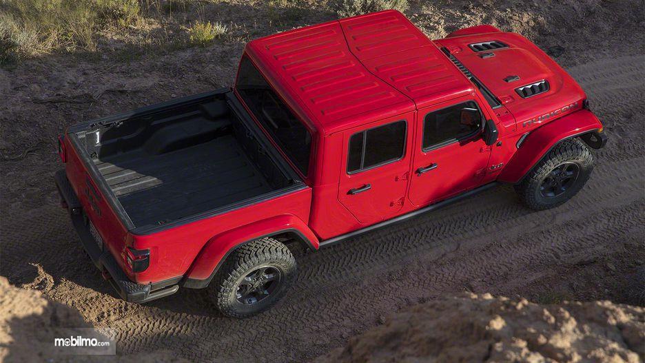 Gambar bak Jeep Gladiator 2019