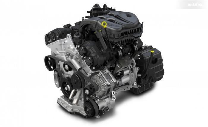 Gambar mesin V6 Jeep Gladiator 2019