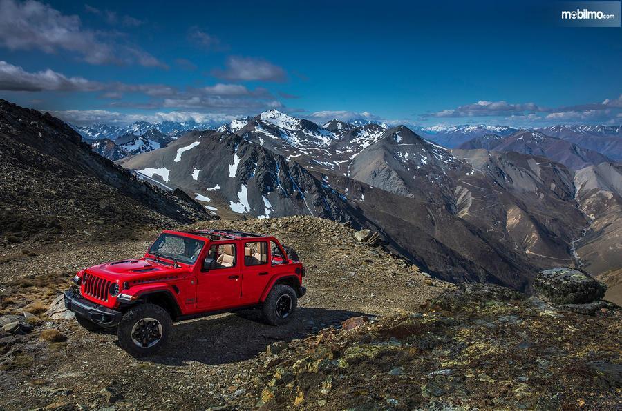 Gambar Jeep Wrangler JL 2019