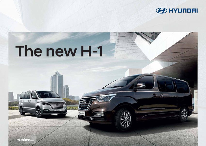 Gambar Hyundai H-1 2019