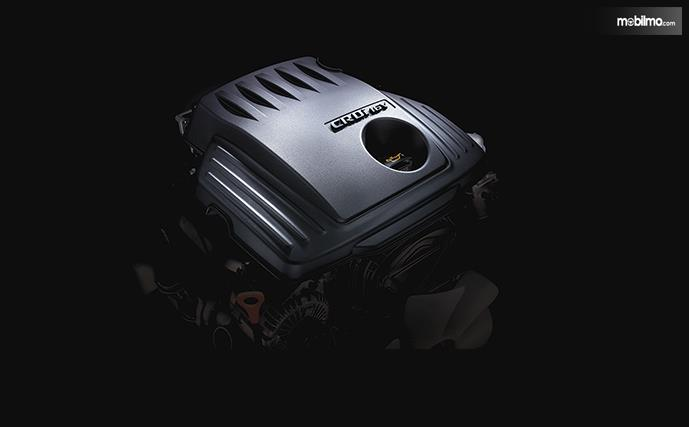 Gambar mesin Hyundai H-1 2019