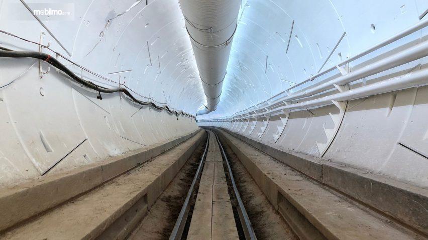 Terowongan Bawah Tanah Boring Company Lebih Cepat Dan Tanpa Kemacetan