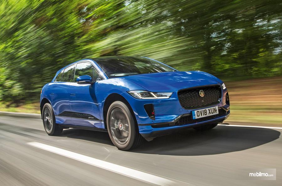 Gambar Jaguar I-Pace 2019