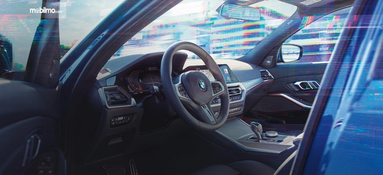Gambar fitur BMW 3 Series 2019