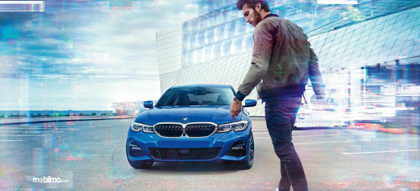 Gambar fitur baru BMW 3 Series 2019