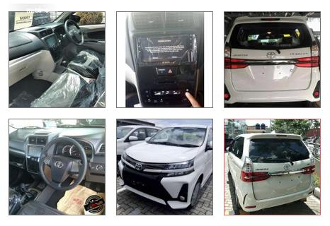 Foto-foto eksterior dan interior Toyota Avanza 2019