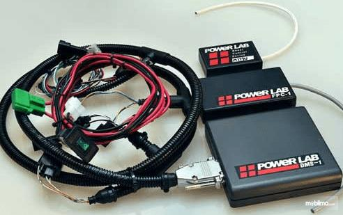 Tampak Piggyback PowerLab