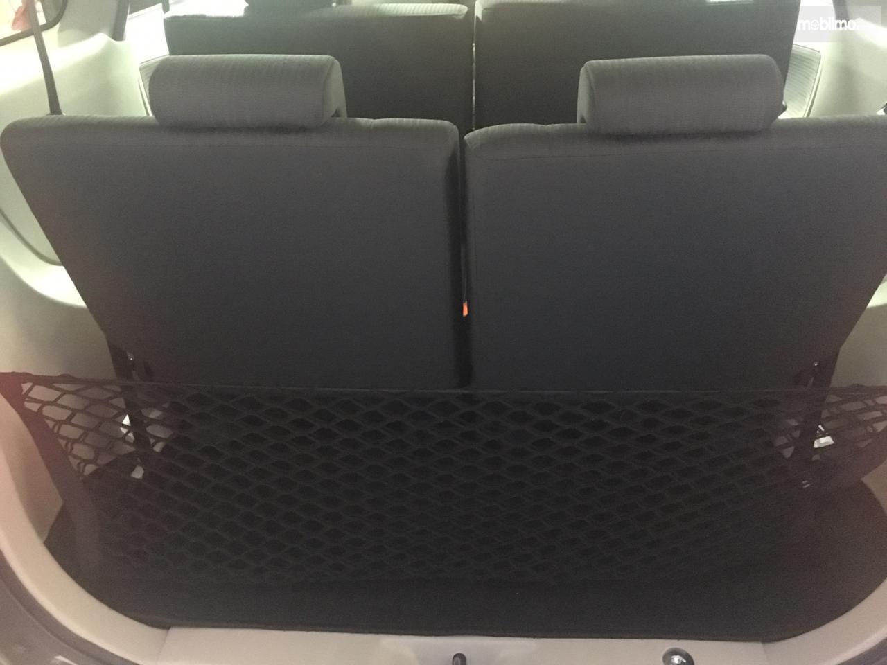 Tampak Bagasi Daihatsu Grand New Xenia R M/T 1.5 Deluxe 2019