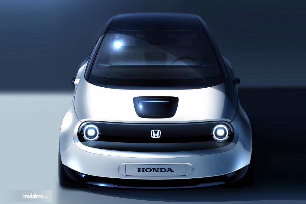 Foto Honda Urban EV Concept tampak depan
