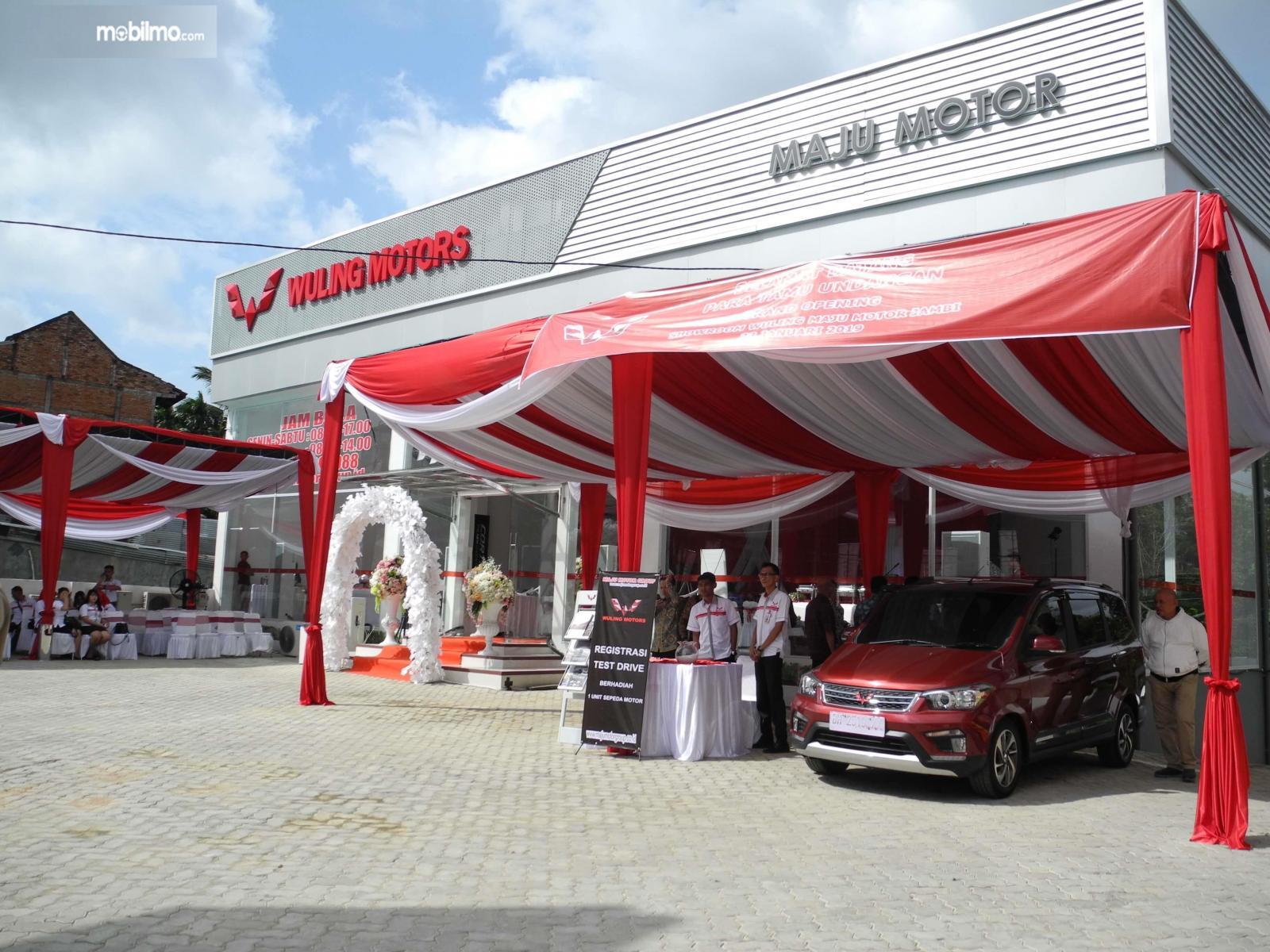 Foto Dealer Wuling Motor Jambi