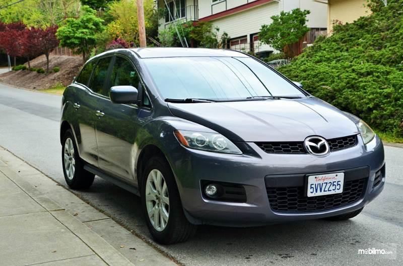 Mazda CX-9 2006 berwarna hitam