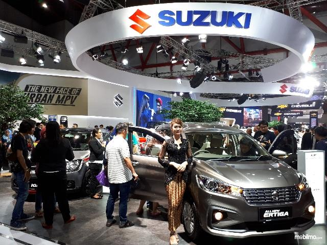 Foto Suzuki All New Ertiga 2019