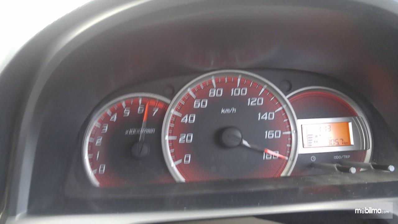 Toyota Avanza 1.3 G M/T Top Speed