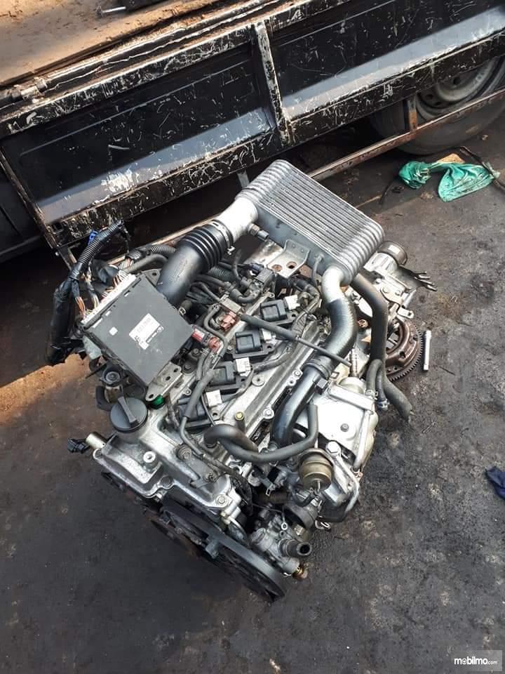 Mesin copotan K3-VE Turbo