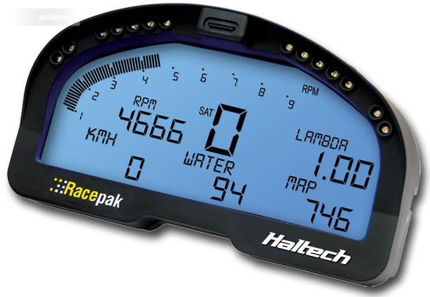 Data Logger Mobil Balap