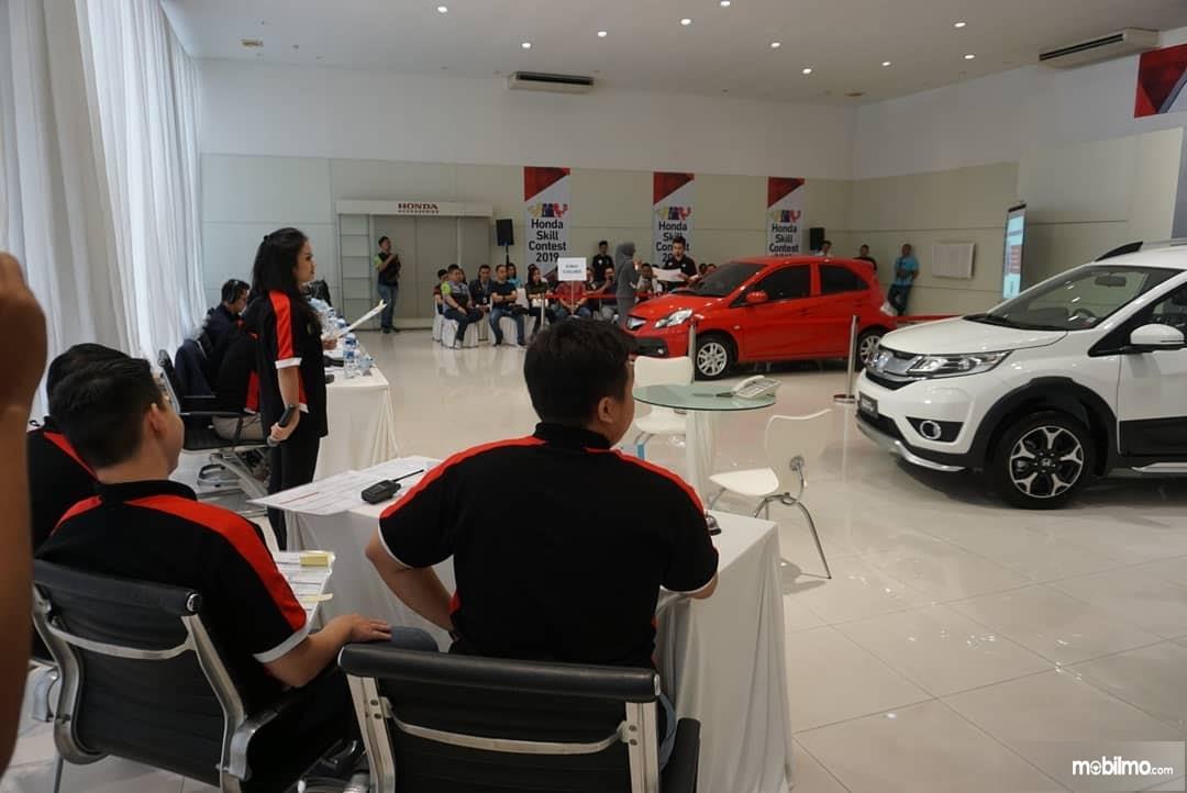 Foto suasana Honda Skill Contest 2019