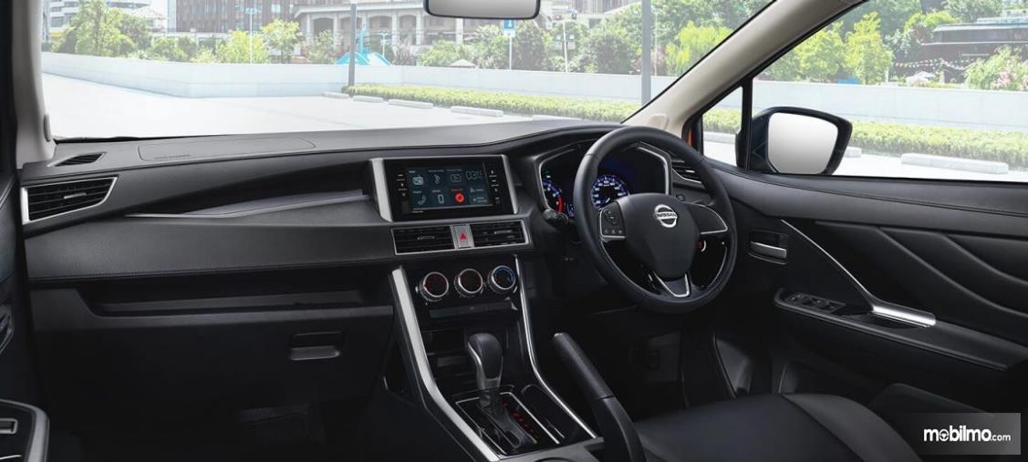 Tidak ada perbedaan interior Nissan Livina 2019 dengan Mitsubishi Xpander