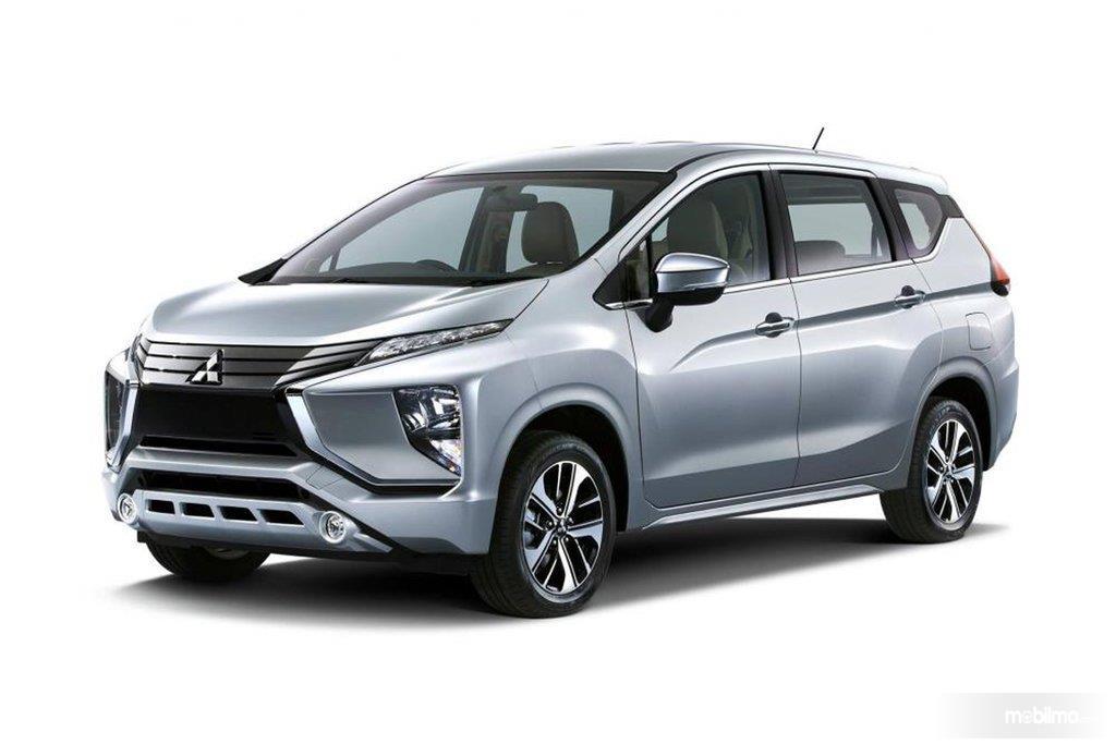 Kesan gagah layaknya SUV lebih ditonjolkan pada Mitsubishi Xpander