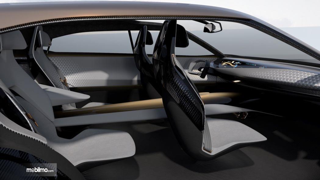 Foto interior Nissan IMQ Hybrid