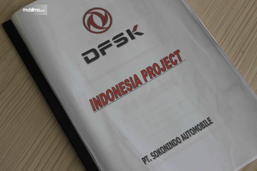 Gambar dokumen DFSK Project