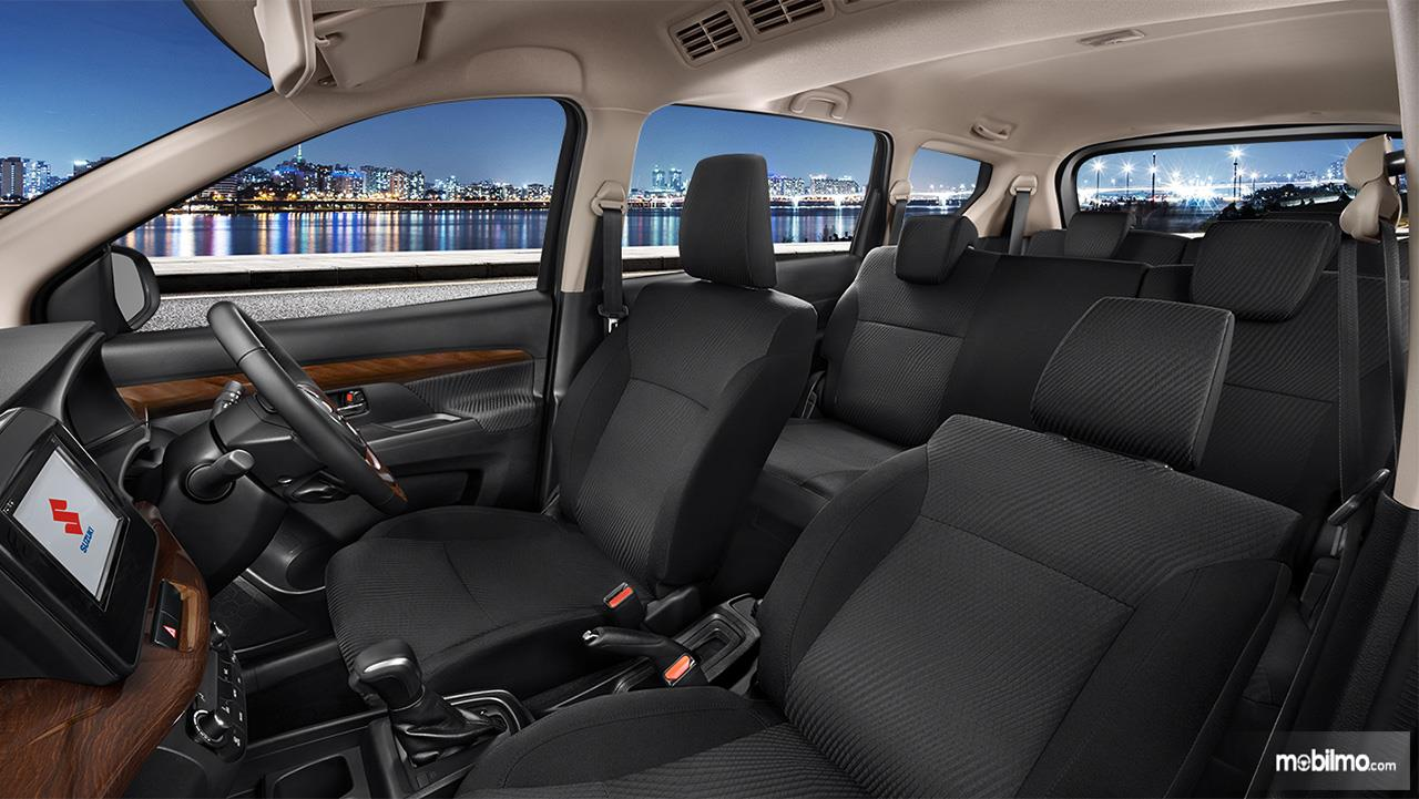 Foto interior All New Ertiga Suzuki Sport