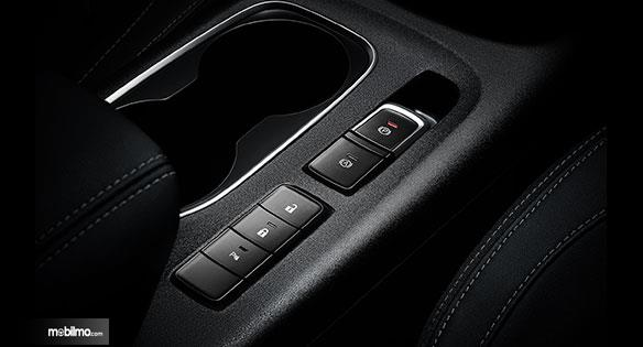 Foto fitur Electric Parking Brake Wuling Almaz 1.5 Turbo CVT 2019