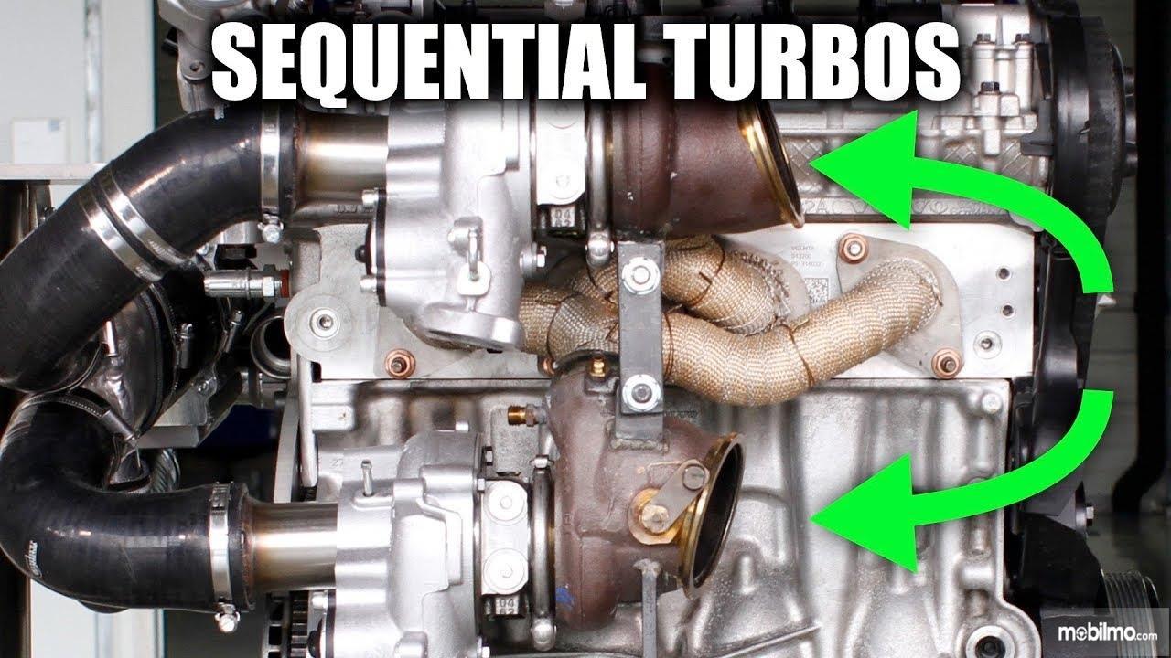 Ini dia sequential Turbo di mobil