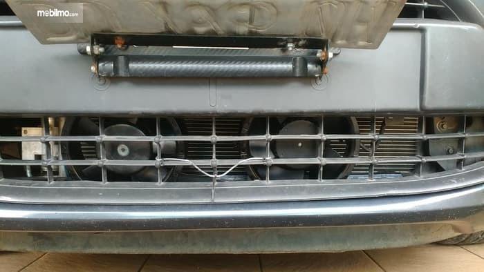 pasang extra fan tambahan di mobil