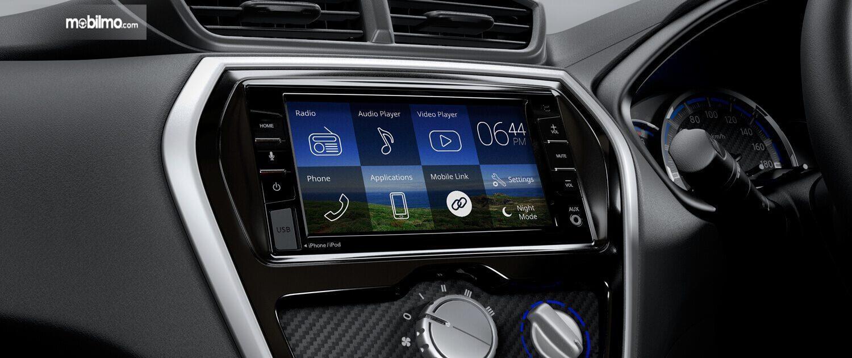 Fitur Hiburan pada All New Datsun GO CVT 2019