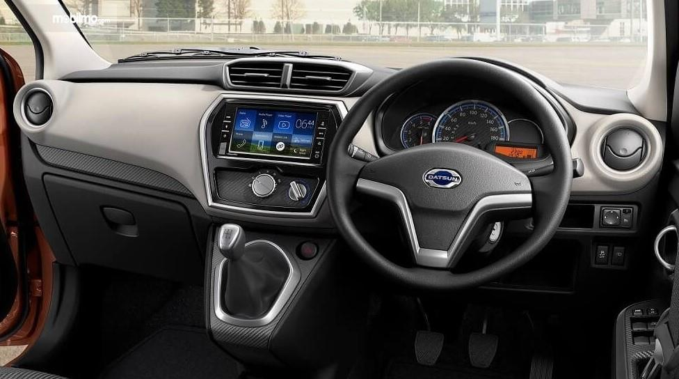 Review All New Datsun Go Panca M T 2019
