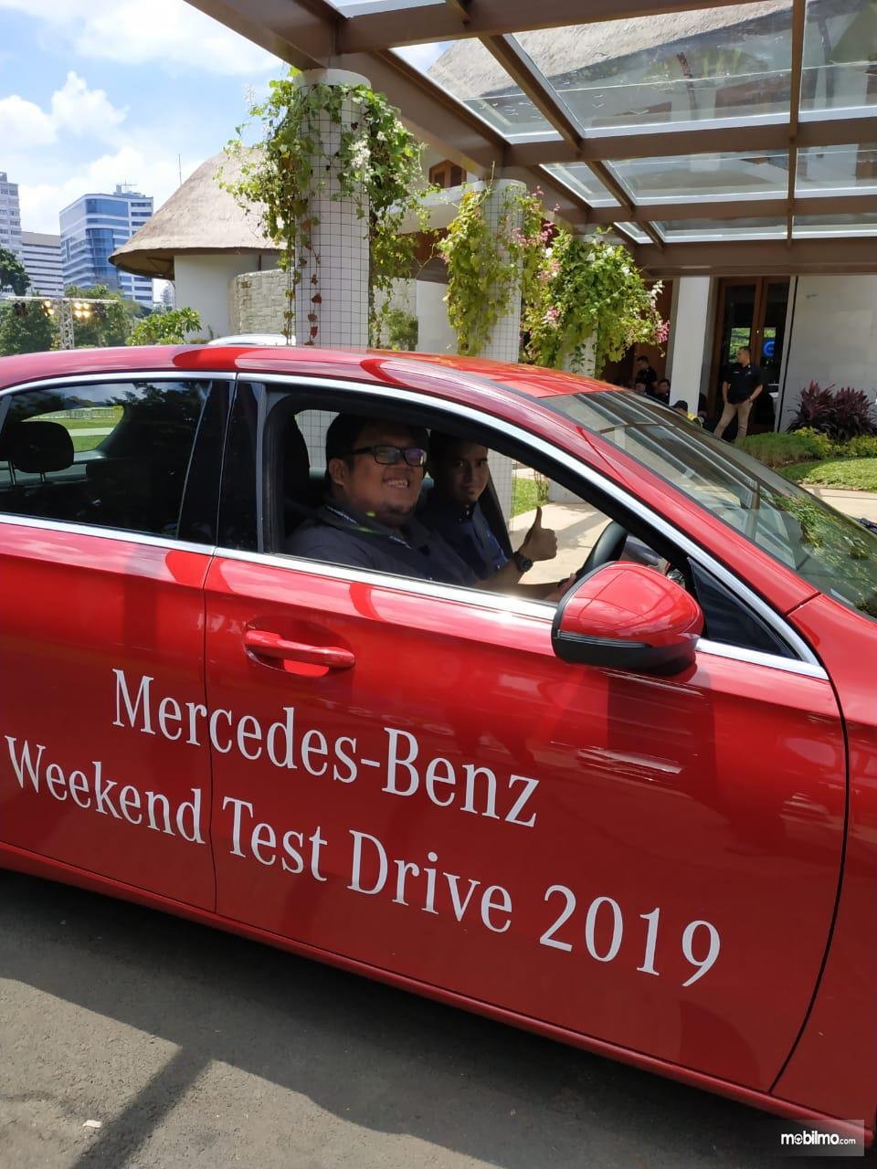 Kesimpulan tester Mobilmo.com terhadap Mercedes-Benz A 200 Progressive Line 2019