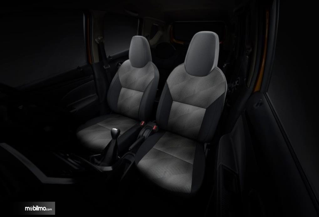 Foto kursi depan All New Datsun GO+ Panca M/T 2019