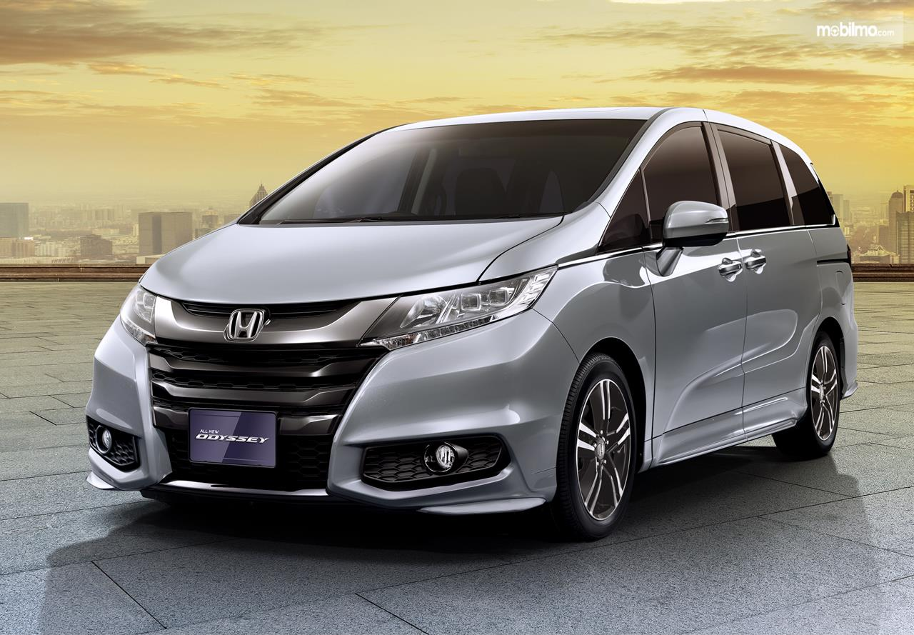 Penampilan menarik Mesin All New Honda Odyssey 2017, jauh lebih mewah dibanding generasi sebelumnya